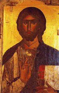 Икона из Византийского