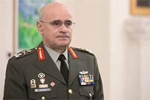 Состоялся официальный визит командующего национальной гвардией Кипра в Египет